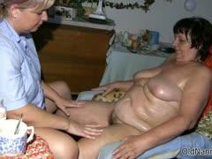 Busty Mature Slut Gets Horny Part3