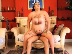 Huge Belly And Tit Bbw Natalia Springs