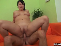 Cute Chubby Likes Pink Fingering And Pork Dagger Playing