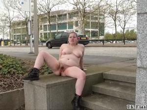 Busty Bbw Amateur Charlies Public Nudity Free
