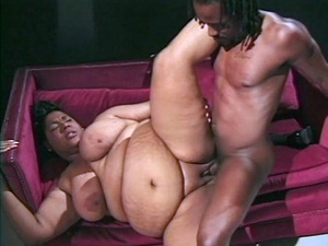Hardcore BBW Analled By Black Cock Porn