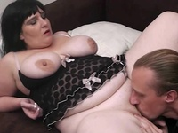 Oustanding Donna Takes His Hard Phallus
