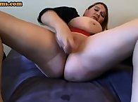 Dirty Talking Monster Boobs Slut